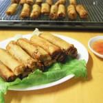 Lumpiang Shanghai (Filipino Pork Spring Roll)
