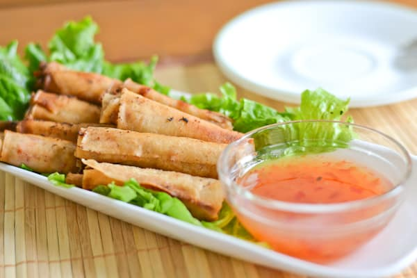 how to stop spring rolls from exploding