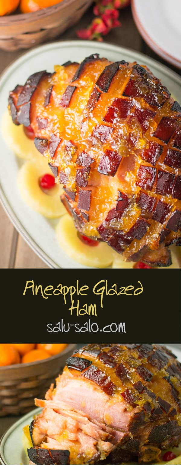 Pineapple Glazed Ham