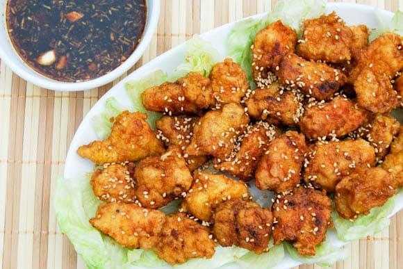 Honeyed Chicken Teriyaki