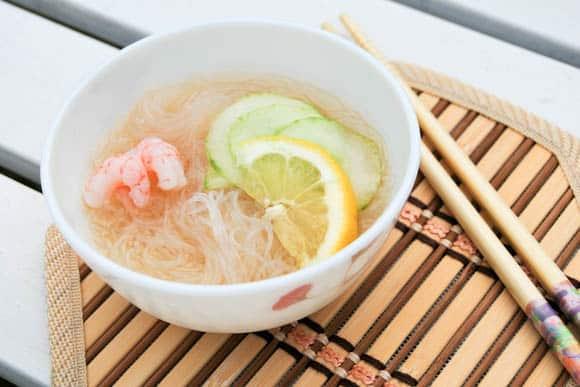 Ebi Sunomono (Japanese Shrimp Salad) - Salu Salo Recipes