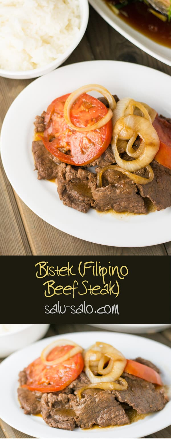 Bistek (Filipino-Beef-Steak)