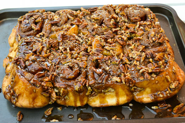 Caramel Pecan Sticky Buns - Salu Salo Recipes