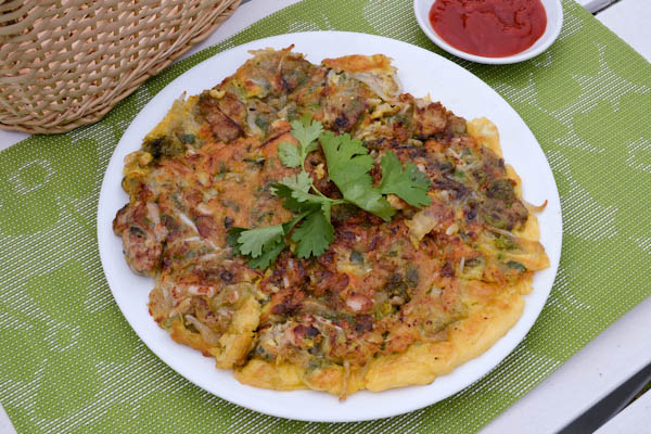 Oyster Cake (O-chien)