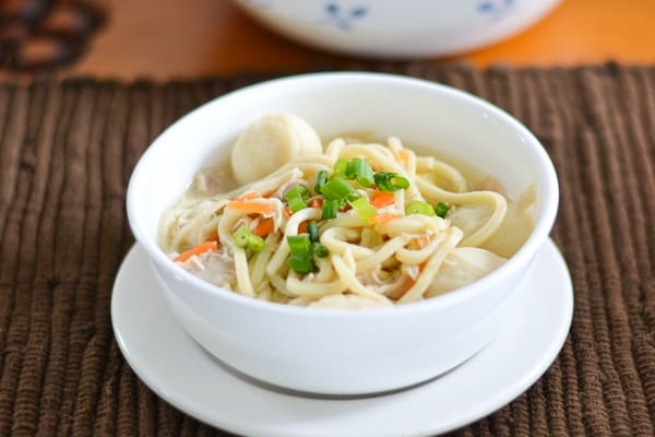 Chicken And Fish Ball Noodle Soup Salu Salo Recipes
