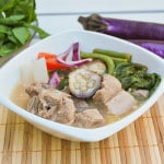 Pork Sinigang (Pork in Tamarind Soup)