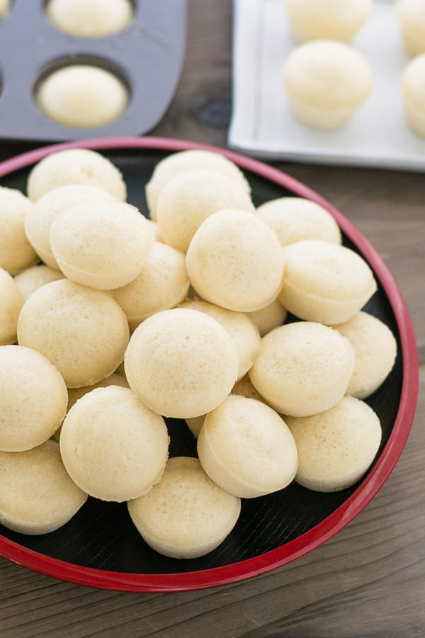 Steamed Sweet Rice Cake Recipe