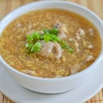 Maki Soup (Filipino-Chinese Pork Tenderloin Soup)