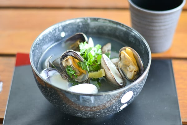 Easy Clam Soup