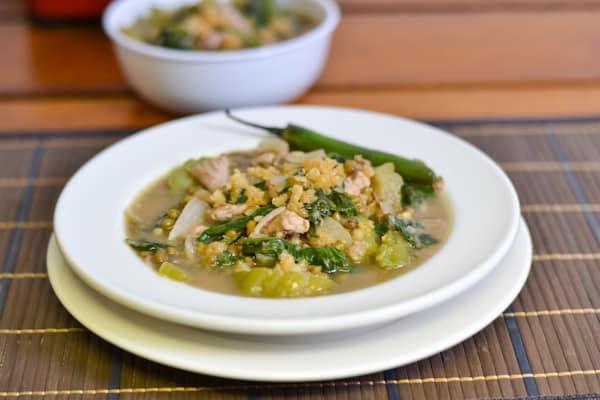 Munggo Guisado (Sautéed Mung Beans)