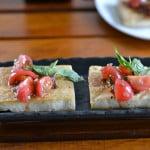 Tofu Steak with Fresh Salsa