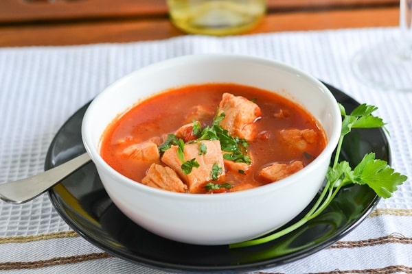 Fish Soup - Salu Salo Recipes