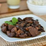 Humba (Filipino Braised Pork with Black Beans)