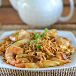 Char Kway Teow (Singaporean Fried Rice Noodles)