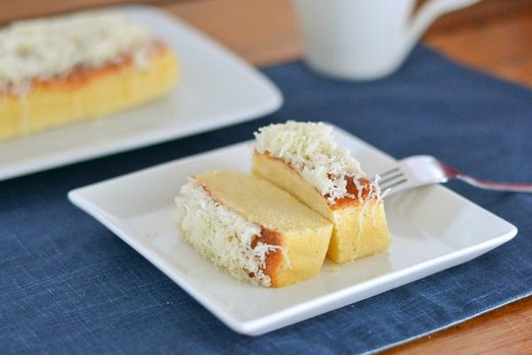 Taisan (Filipino Chiffon Cake)