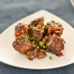 Ginger Ale Braised Beef