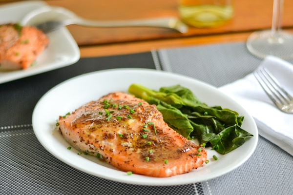 Easy Crunchy Mustard-Baked Salmon Recipes — Dishmaps