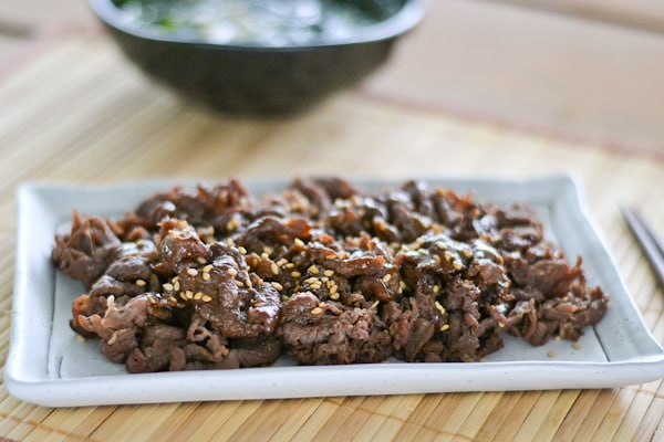 Beef Teriyaki - Salu Salo Recipes