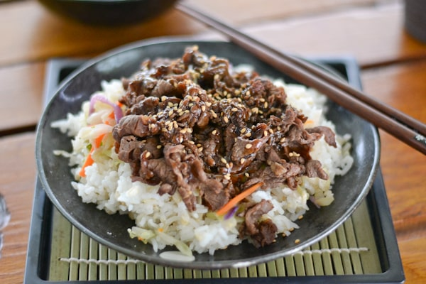 Beef Teriyaki - Salu Salo Recipes