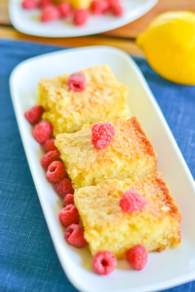 Lemon Olive Oil Cake - Salu Salo Recipes