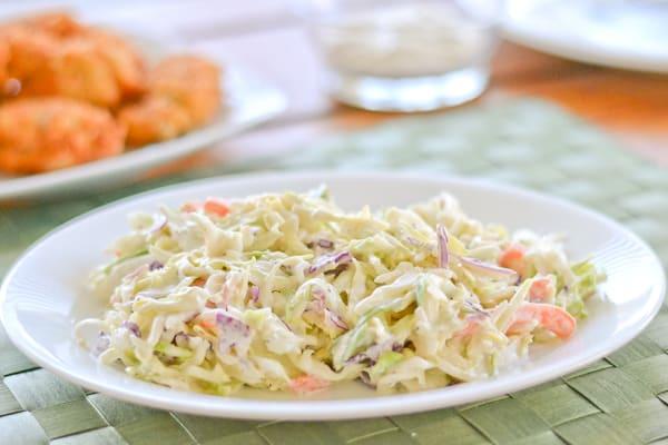 Creamy Coleslaw - Salu Salo Recipes