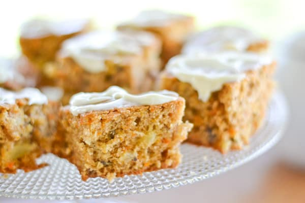Canada's Best Carrot Cake with Cream Cheese Icing