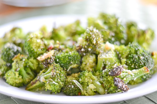 Roasted Lemon Parmesan Broccoli Recipes — Dishmaps