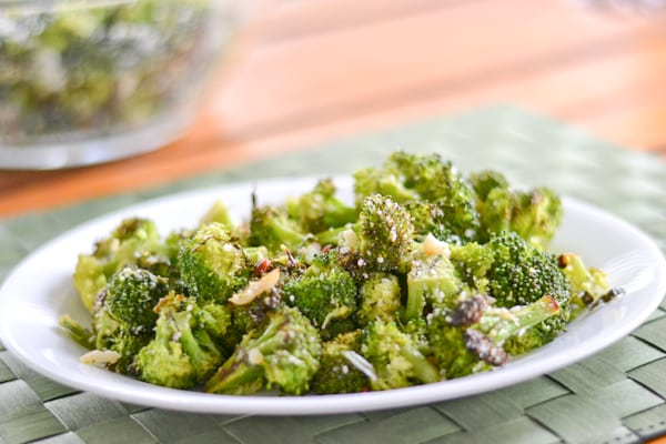 Parmesan Roasted Broccoli - Salu Salo Recipes