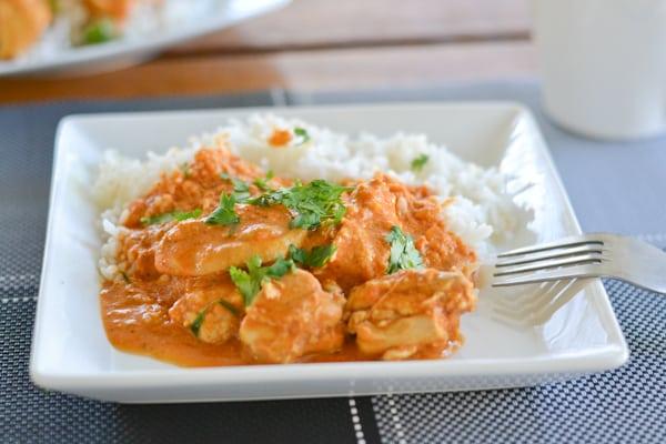 Slow Cooker Butter Chicken - Salu Salo Recipes
