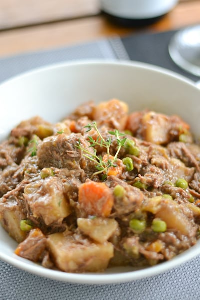 Slow Cooker Beef Stew - Salu Salo Recipes