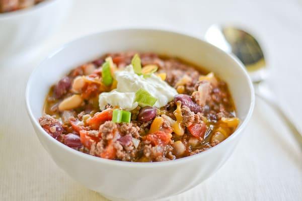 Quick All-American Chili - Salu Salo Recipes