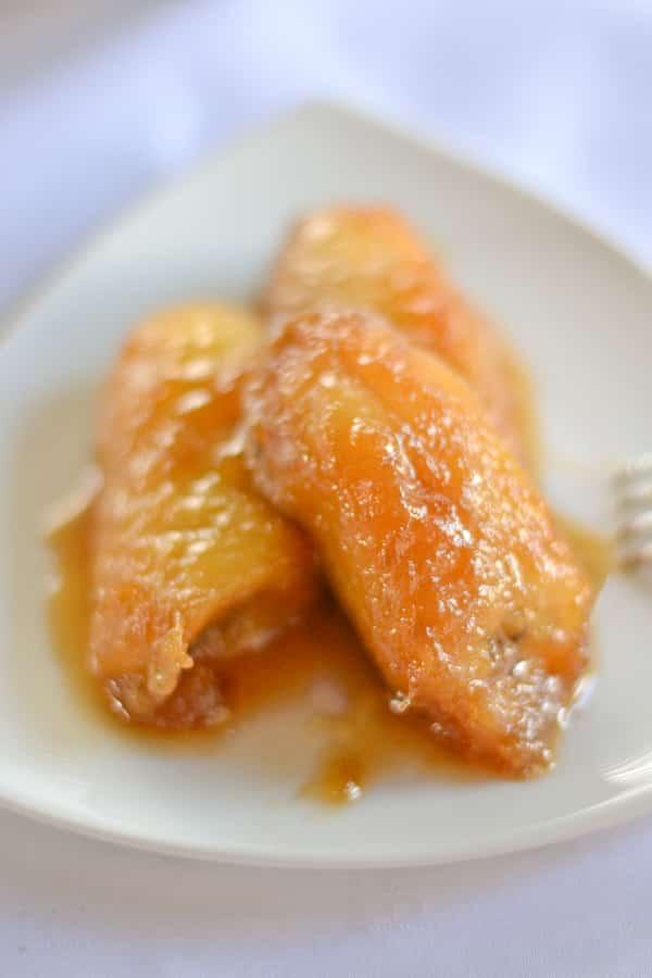 Sweetened Bananas (Minatamis na Saging)