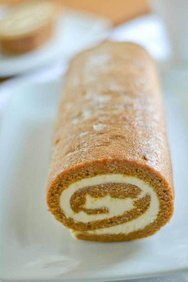 Pumpkin Roll - Salu Salo Recipes