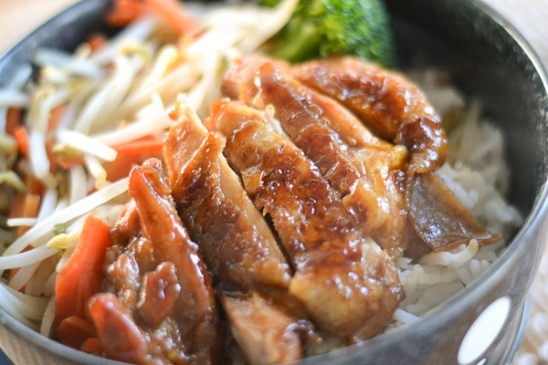 Chicken Teriyaki - Salu Salo Recipes
