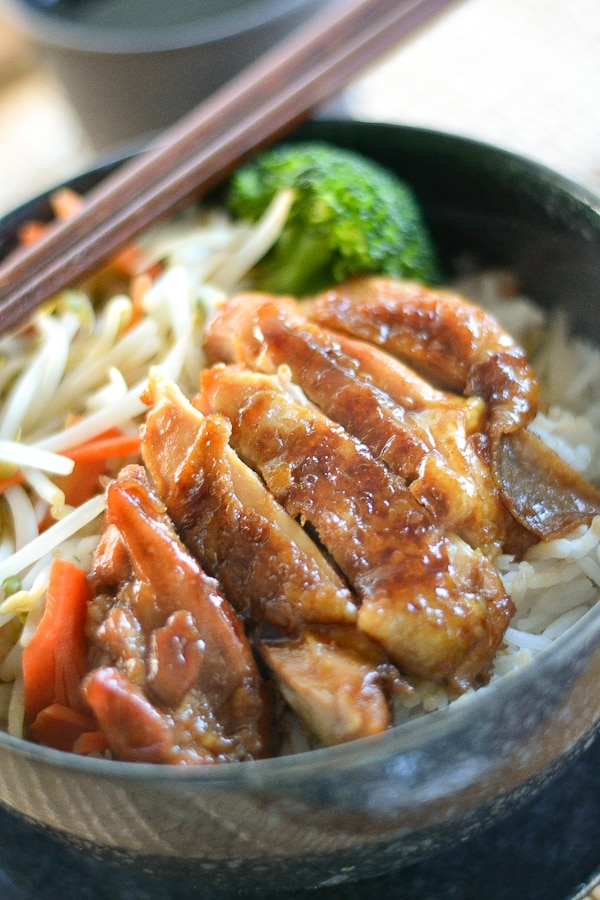 Chicken Teriyaki - Salu Salo Recipes