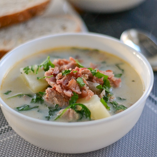 Zuppa Toscana Soup - Salu Salo Recipes
