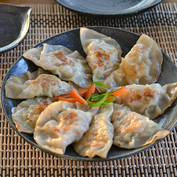 Chicken Pot Stickers - Salu Salo Recipes
