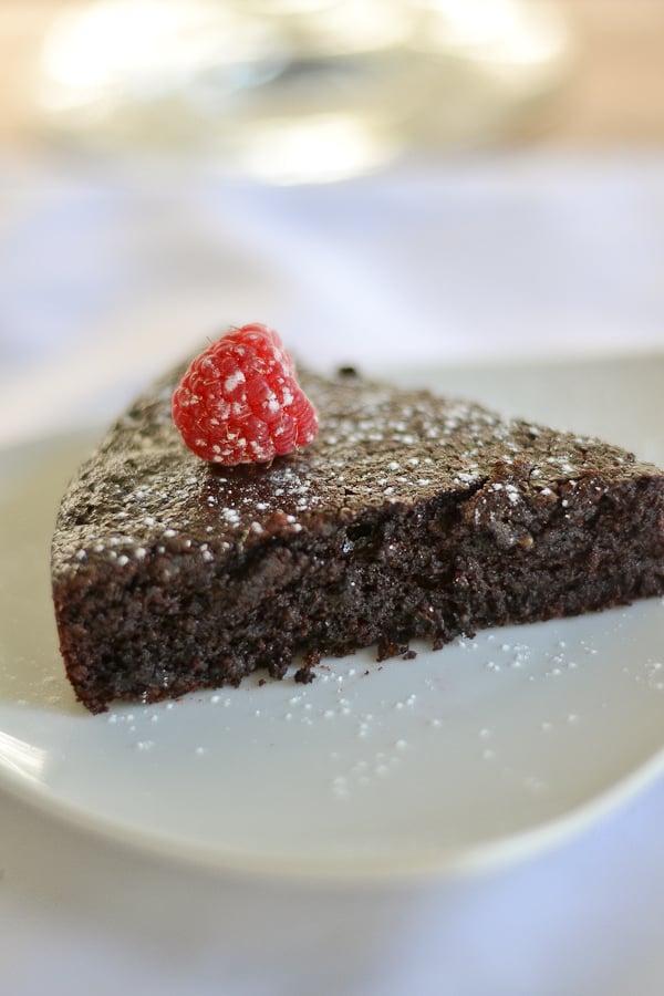 Gluten Free Quinoa Chocolate Cake - Salu Salo Recipes