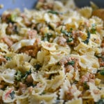 Italian Sausage and Kale Pasta
