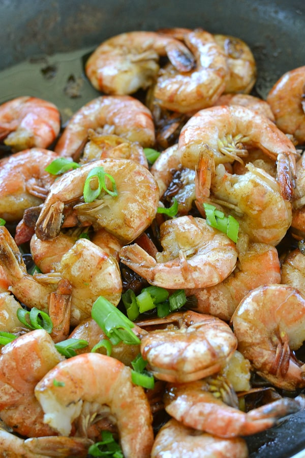 New Orleans Style Barbecued Shrimp - Salu Salo Recipes