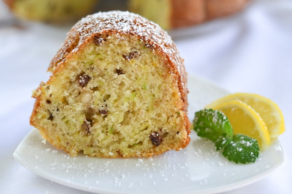 Lemon Zucchini Cake Salu Salo Recipes