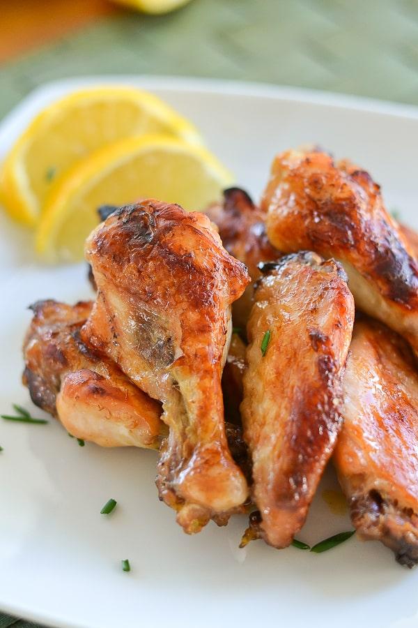 Honey Wings Recipes — Dishmaps