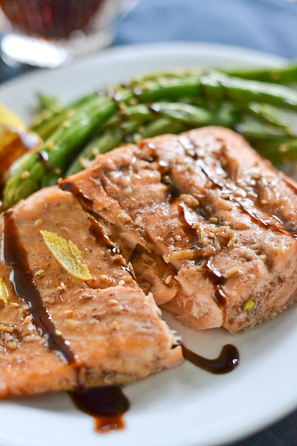 with five spice glazed salmon with five spice glazed salmon when it ...