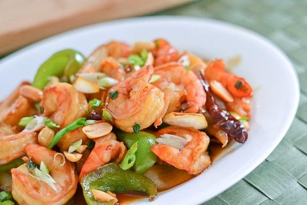 Kung Pao Shrimp - Salu Salo Recipes