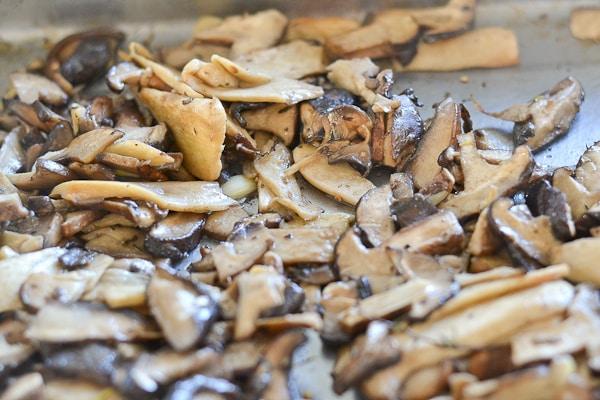 Oven Roasted Wild Mushrooms - Salu Salo Recipes