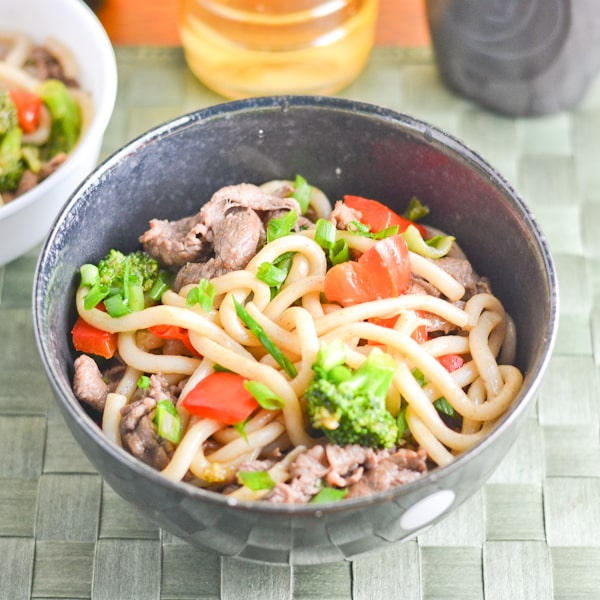 Sliced Beef Recipes Japanese
