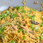 Pancit Canton and Bihon – Filipino Noodles