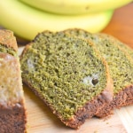 Green Tea Banana Bread