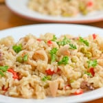 Arroz con Calamares - Rice with Squid
