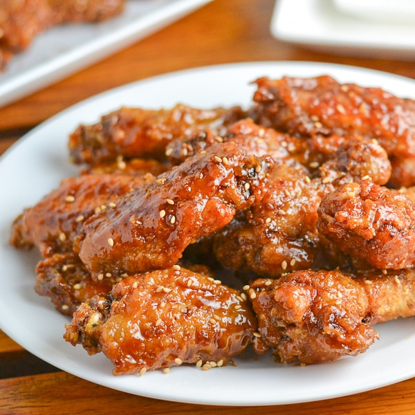 Korean chicken wings recipe - photo#7